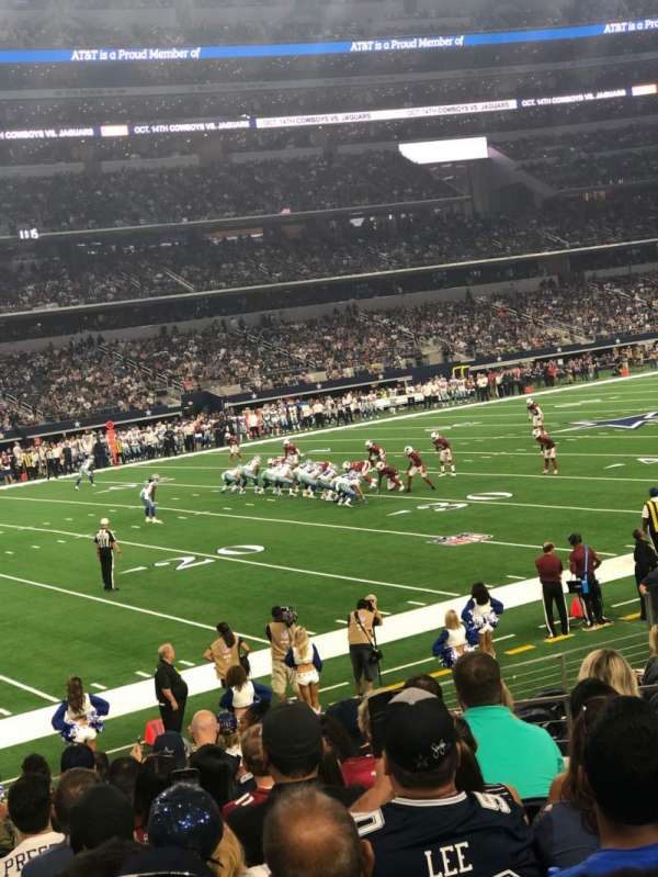 AT&T Stadium, section: 142, row: 13, seat: 7