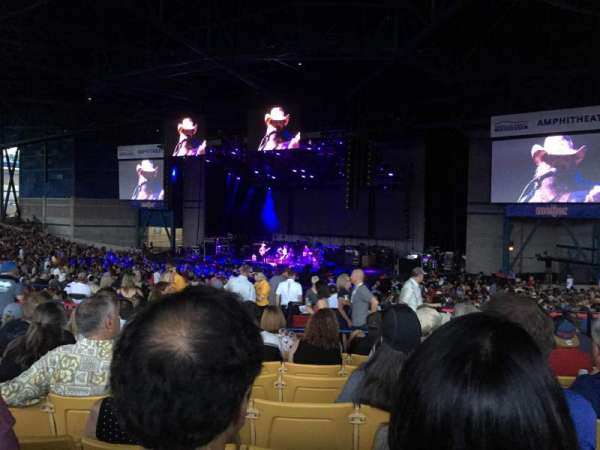 American Family Insurance Amphitheater, section: 5, row: G, seat: 22