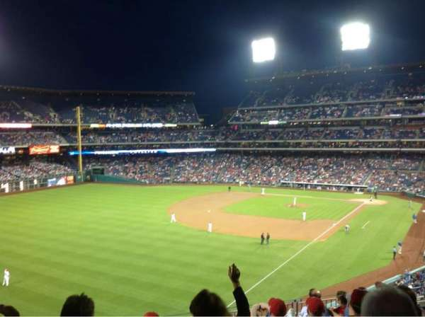 Citizens Bank Park, section: 236, row: 8, seat: 17