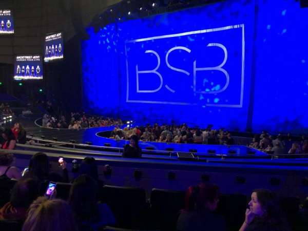 Zappos Theater, section: 102, row: E, seat: 15