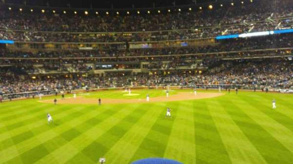 Citi Field, section: 140, row: 17, seat: 18