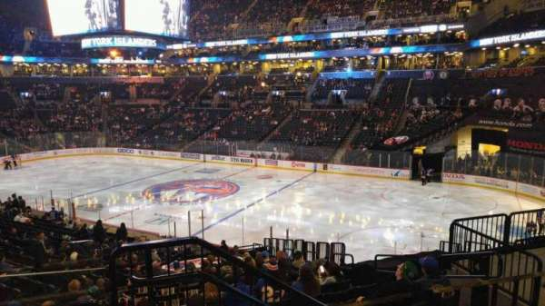 Barclays Center, section: 104, row: 5, seat: 15