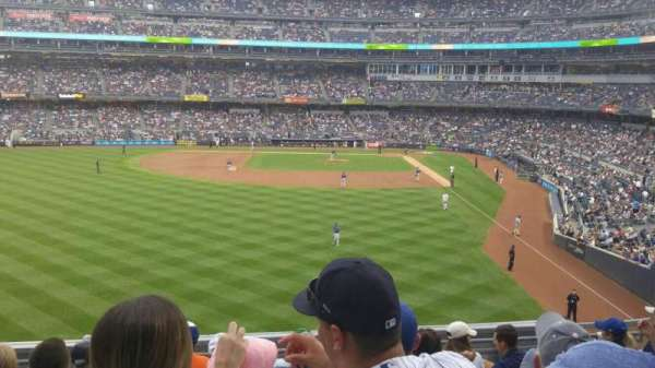 Yankee Stadium, section: 234, row: 8, seat: 16