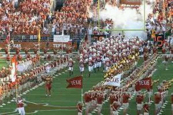 Texas Memorial Stadium, section: 13