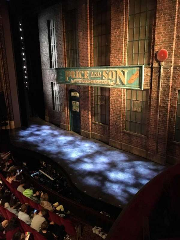 Al Hirschfeld Theatre, section: Rbox, row: F, seat: 13