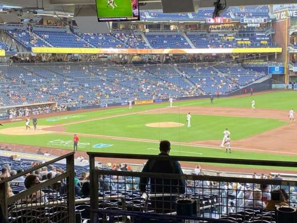 PETCO Park, section: 113, row: DR, seat: 10
