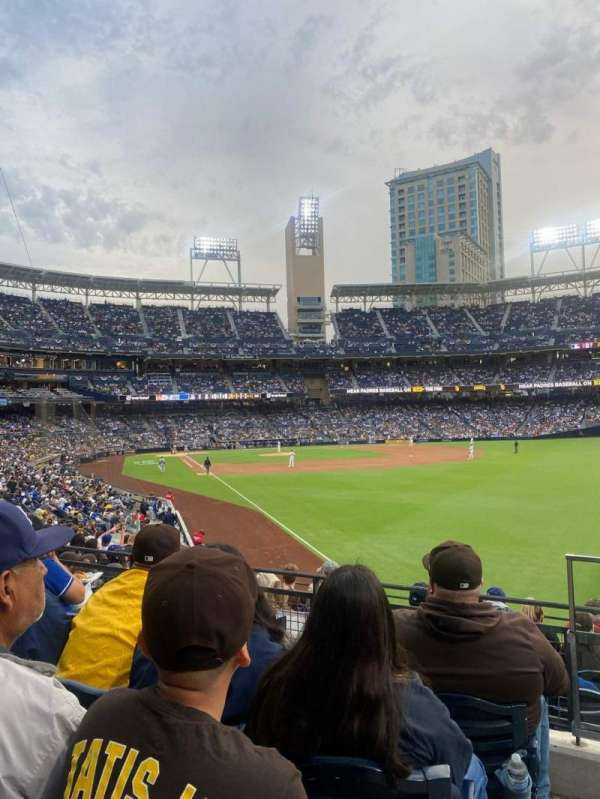 PETCO Park, section: 123, row: 30, seat: 24
