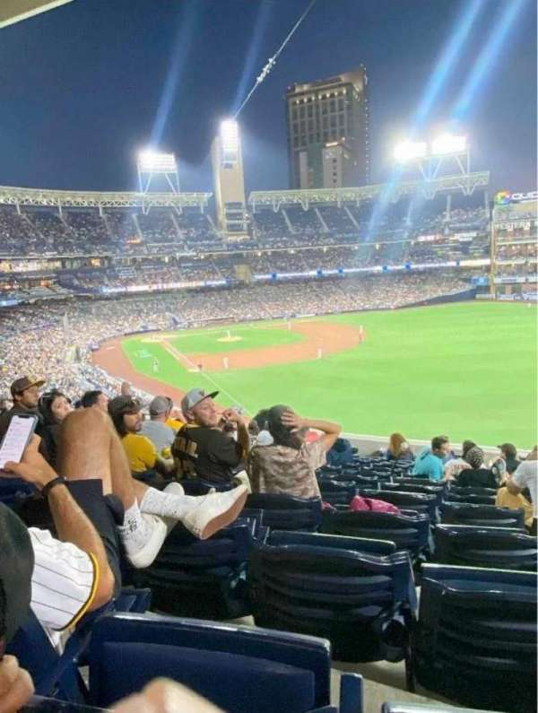 PETCO Park, section: 223, row: 11, seat: 10
