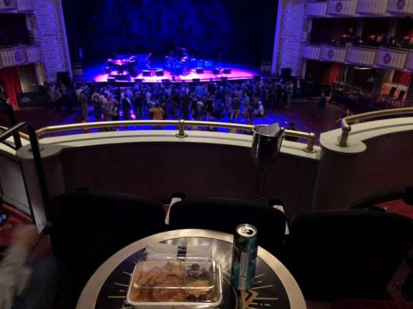 The Met Philadelphia, section: GBOX 10, row: B, seat: 5