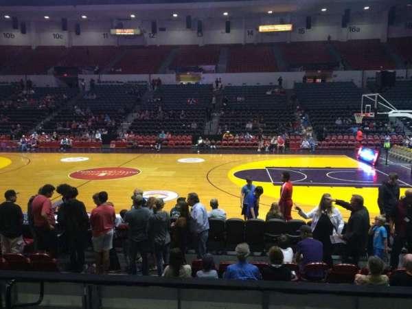 Pechanga Arena, section: LL24, row: 6, seat: 11