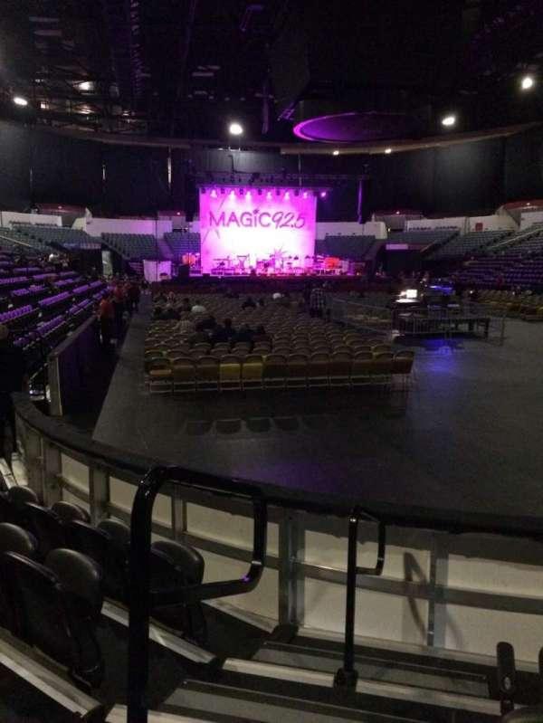 Pechanga Arena, section: LL20, row: 5, seat: 13