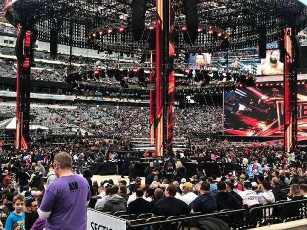 MetLife Stadium, section: 117, row: 5, seat: 4