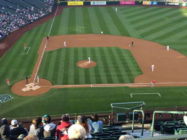 T-Mobile Park, section: 325, row: 10, seat: 4