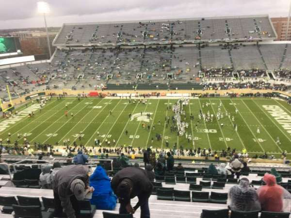 Spartan Stadium, section: 123, row: 28, seat: 10