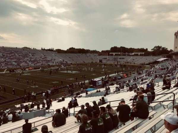 Ryan Field, section: 134, row: 41, seat: 16