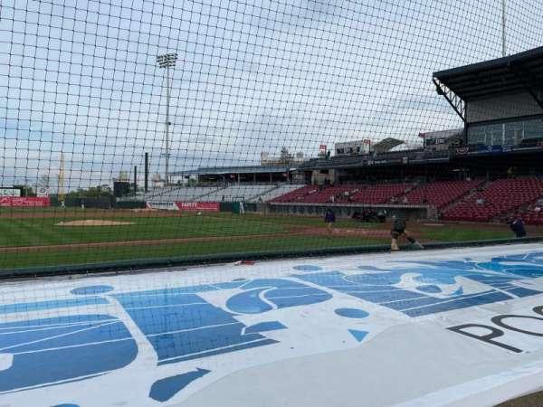 Veterans Memorial Stadium (Cedar Rapids), section: 116, row: E, seat: 1