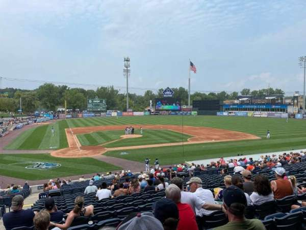 Fifth Third Ballpark, section: 114, row: 23, seat: 13