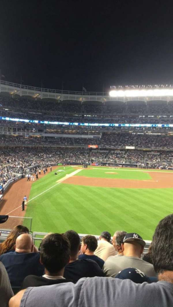 Yankee Stadium, section: 205