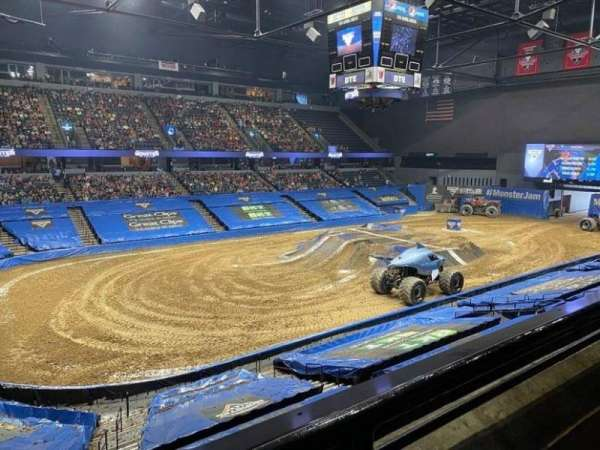 Van Andel Arena, section: 224, row: A, seat: 17