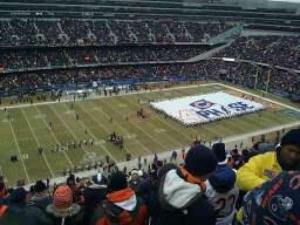 Soldier Field, section: 441, row: 16, seat: 17