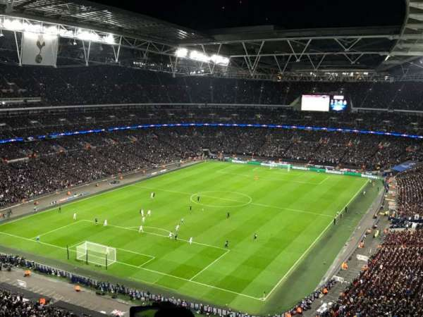Wembley Stadium, section: 509, row: 20