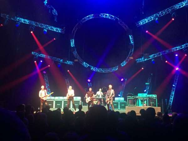 Arena Birmingham, section: B, row: M, seat: 3