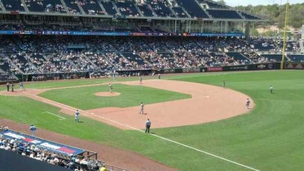 Kauffman Stadium, section: 323, row: a, seat: 9