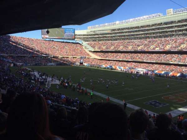 Soldier Field, section: 230, row: 7, seat: 21