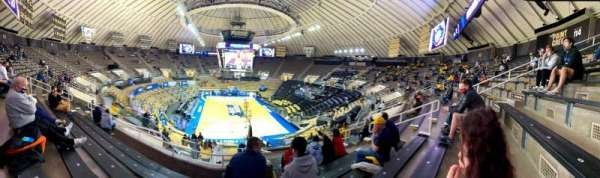 Mackey Arena, section: 115, row: 11, seat: 9