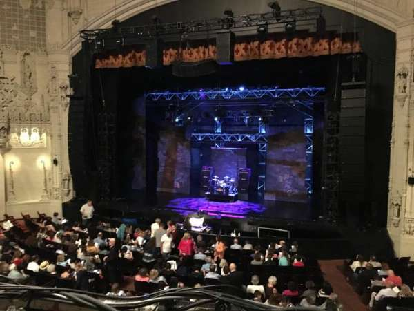 Orpheum Theatre (San Francisco), section: Loge, row: A, seat: 120
