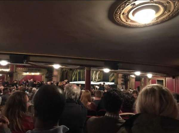 CIBC Theatre, section: Orchestra R, row: ZZZ, seat: 10
