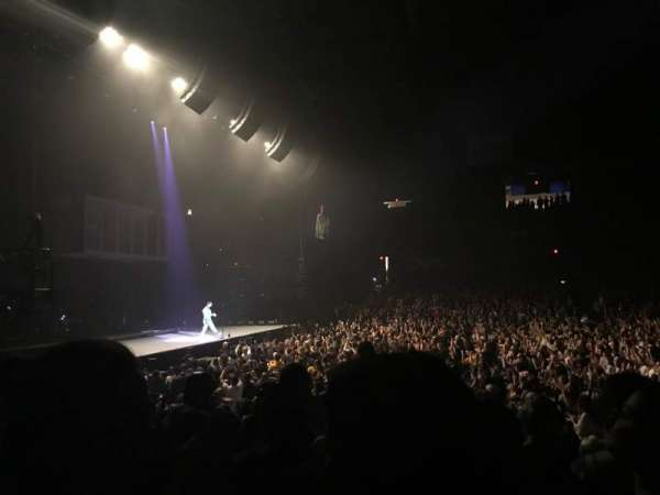 Allstate Arena, section: 103, row: E, seat: 11