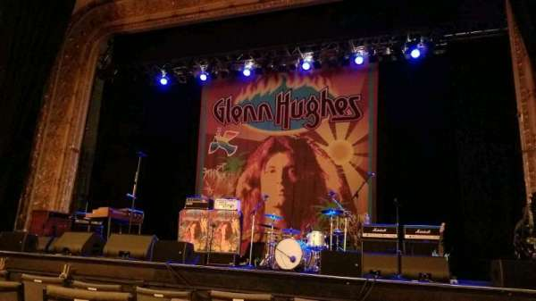 Keswick Theatre, section: Front Right, row: AA, seat: 2