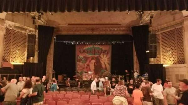 Keswick Theatre, section: Middle Center, row: G, seat: 104