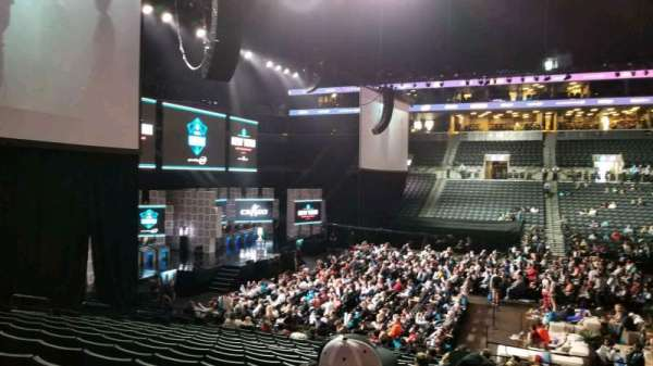 Barclays Center, section: 24, row: 13, seat: 2