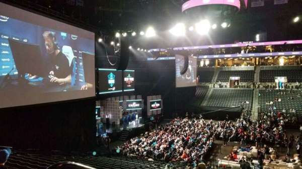 Barclays Center, section: 123, row: 5, seat: 11