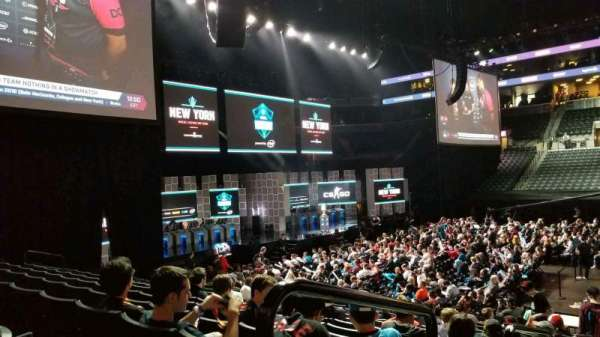 Barclays Center, section: 23, row: 13, seat: 18