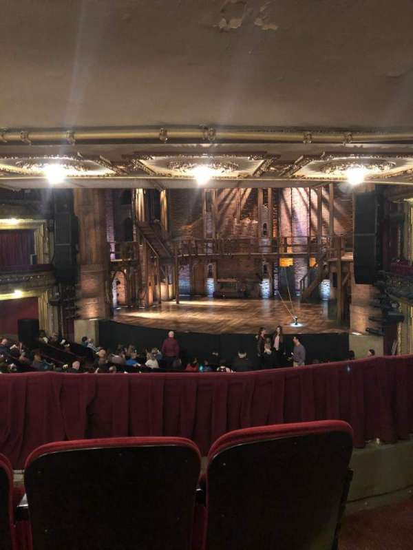 CIBC Theatre, section: Dress Circle RC, row: C, seat: 234