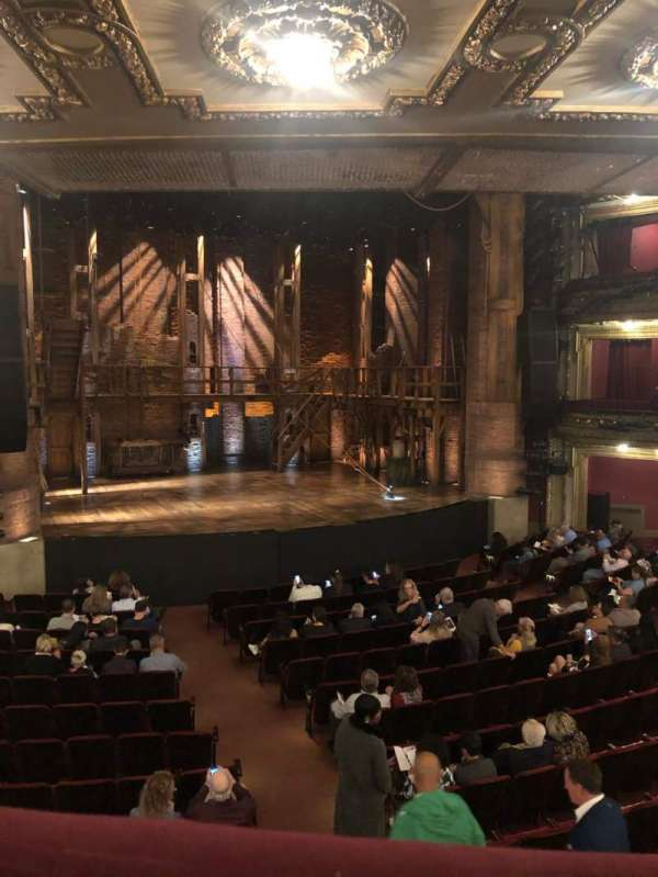 CIBC Theatre, section: Dress Circle LC, row: A, seat: 231
