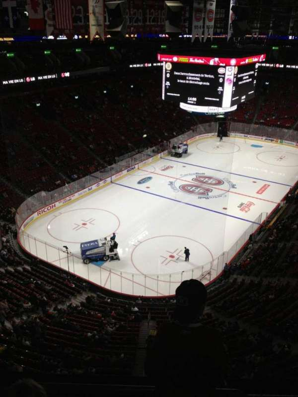 Centre Bell, section: 307, row: Bb, seat: 13