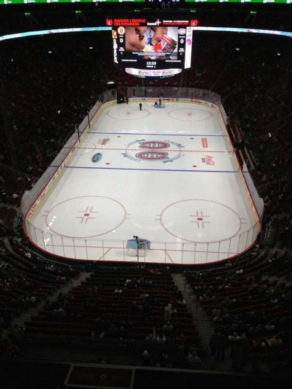 Centre Bell, section: 310, row: AA, seat: 10