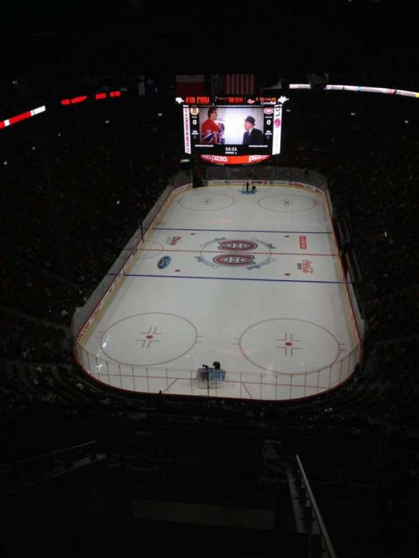 Centre Bell, section: 309, row: C, seat: 22