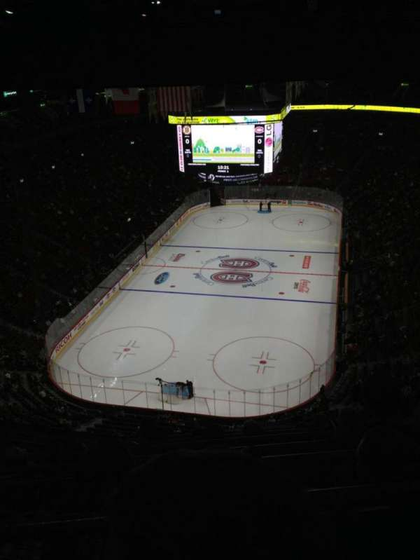 Centre Bell, section: 309, row: C, seat: 7
