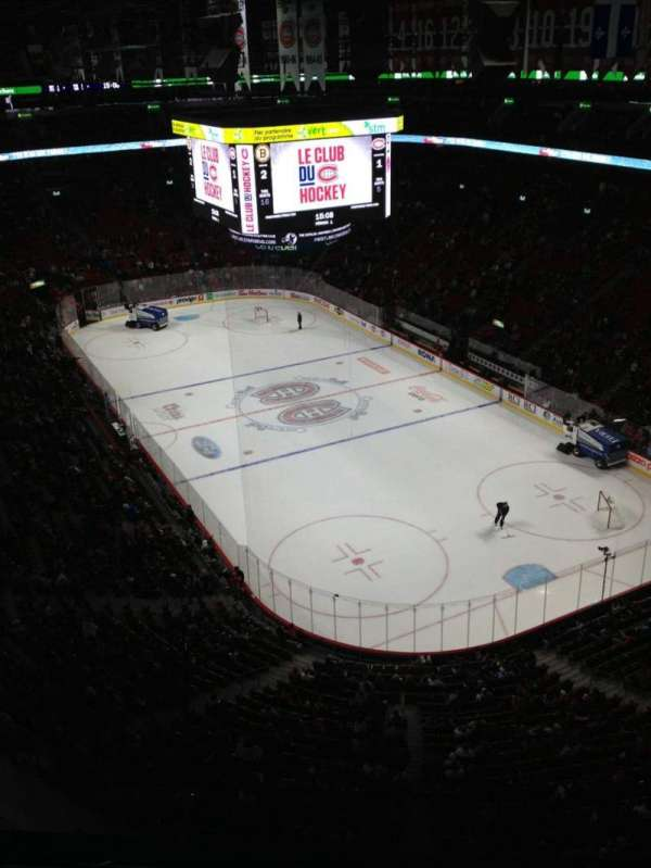 Centre Bell, section: 312, row: Bb, seat: 18