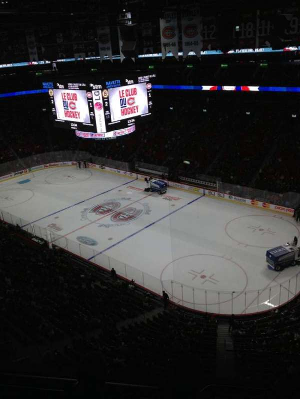 Centre Bell, section: 315, row: Bb, seat: 1
