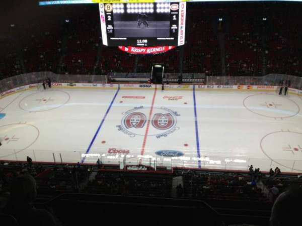 Centre Bell, section: 319, row: Bb, seat: 1