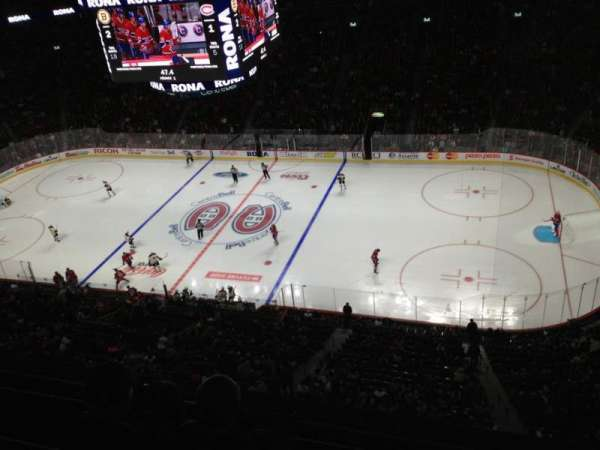 Centre Bell, section: 335, row: Bb, seat: 1
