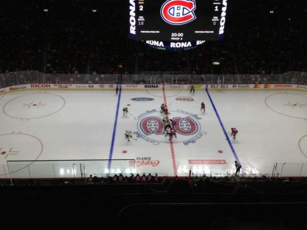 Centre Bell, section: 302, row: CC, seat: 1