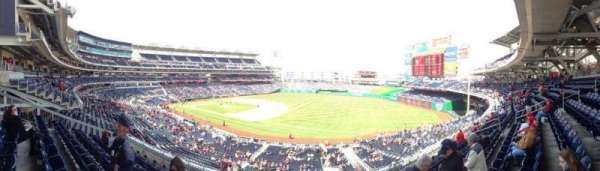 Nationals Park, section: 225, row: F, seat: 18