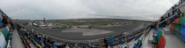 Daytona International Speedway, section: 382, row: 18, seat: 11